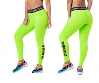Zumba Glow Ankle Leggings