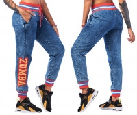 Zumba Spirit Denim Sweatpants